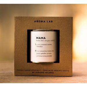 AromaLab – aromaterapinė žvakė MAMA