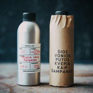 AromaLab – vonios putos ŠAMPANAS